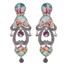 Ayala Bar Full Moon Selene Earrings