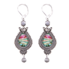 Ayala Bar Full Moon French Wire Earrings