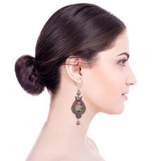 Ayala Bar Full Moon French Wire Earrings