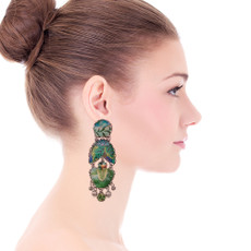 Ayala Bar Sweet Leaf Breeze Earrings