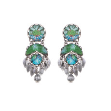 Ayala Bar Sweet Leaf Whisper Earrings