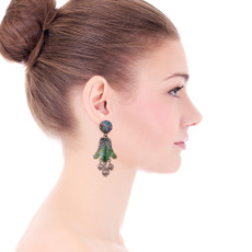 Ayala Bar Sweet Leaf Mojito Earrings