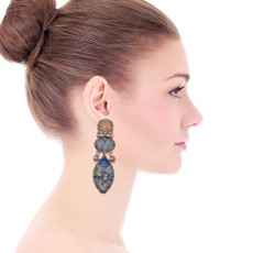 Ayala Bar New Dawn Polar Plunge Earrings