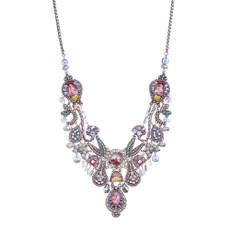 Ayala Bar Silver Odyssey What a Wonderful World Necklace