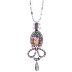 Ayala Bar Silver Odyssey Lunar Necklace