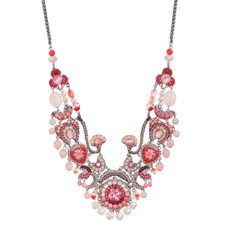 Ayala Bar Gogi Pearls Rosebud Necklace