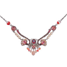 Ayala Bar Gogi Pearls Sangria Necklace