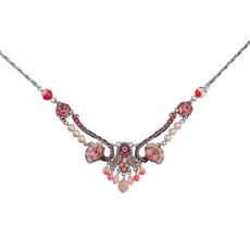 Ayala Bar Gogi Pearls Sangria Necklace