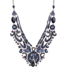 Ayala Bar Love Jet Black Fire Necklace