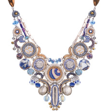 Ayala Bar Sapphire Waves Egyptian Sunrise Necklace