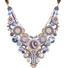 Ayala Bar Sapphire Waves Egyptian Sunrise Necklace