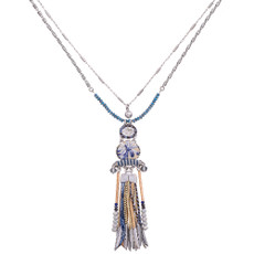 Ayala Bar Sapphire Waves Wanderlust Necklace