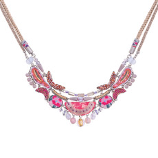 Ayala Bar Morning Blossom Wildflower Necklace