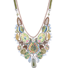 Ayala Bar Fiesta Green Jungle Necklace