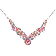 Ayala Bar Crimson Dreams Kimono Necklace