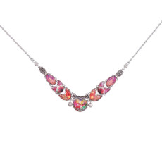 Ayala Bar Crimson Dreams Secret Garden Necklace