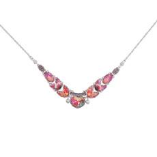 Ayala Bar Crimson Dreams Secret Garden Necklace