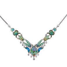Ayala Bar Sweet Leaf Eucalyptus Necklace