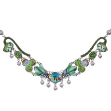 Ayala Bar Sweet Leaf Canopy Necklace