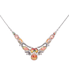 Ayala Bar Coral Cave Necklace