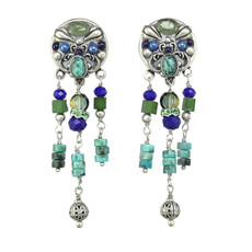 Michal Golan Lake Como Chandelier Earrings