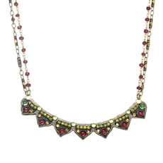 Michal Golan Enchanted Garden Necklace