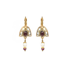 Michal Golan Victorian Arch Earrings
