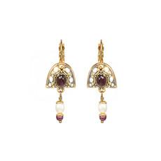 Michal Golan Victorian Arch Earrings
