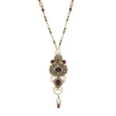 Michal Golan Victorian Long Necklace