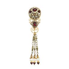 Michal Golan Victorian Stick Pin