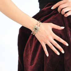 Michal Golan Victorian Wire Bracelet