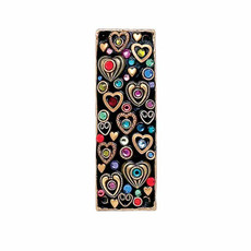 Michal Golan Small heart mezuzah