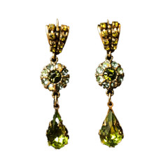 Michal Negrin Queen Of the Day Earrings