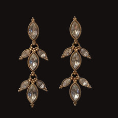 Michal Negrin Golden Hour Post Earrings