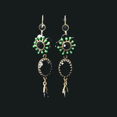 Michal Negrin Alexa Earrings