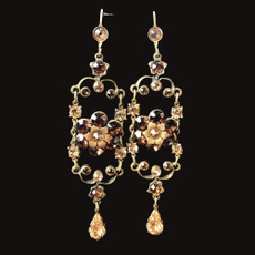 Michal Negrin Shimmering  Earrings