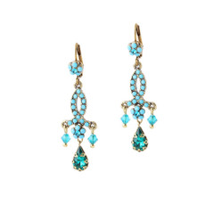 Michal Negrin Sylvie French Wire Earrings
