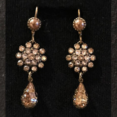 Michal Negrin Sweet Escape Dangling Earrings