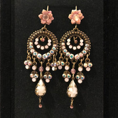 Michal Negrin Wonderful World Earrings
