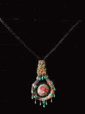 Michal Negrin Morning in Paris Necklace