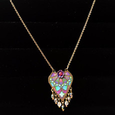 Michal Negrin Josephine Swarovski Crystals Necklace