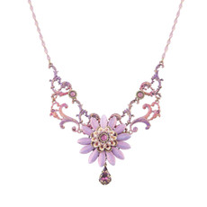 Michal Negrin Shine in Chic Necklaces