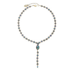 Michal Negrin Carla  Swarovski Crystal Necklaces