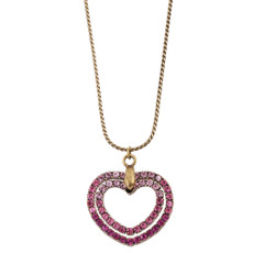 Michal Negrin Amor Love Necklace
