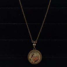 Michal Negrin Zodiac Necklace