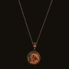 Michal Negrin Zodiac Taurus Necklace