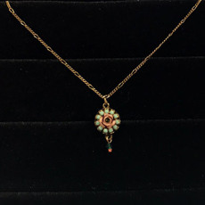 Michal Negrin Flower Hour Necklace