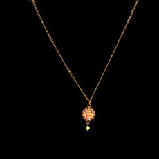 Michal Negrin Small Flower Necklace