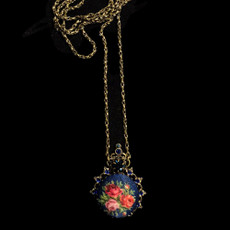 Michal Negrin Ocean Floral Necklace