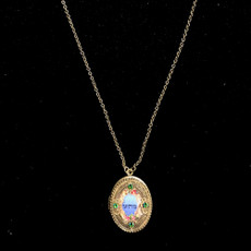 Michal Negrin Kabballah For Health Necklace